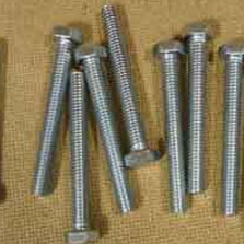17-4 Ph Stainless Steel Hex Head Screw