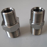 ASTM A403 Stainless Steel Threaded Nipple