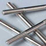 B8 ASTM A193 M16 stainless steel galvanized double tap end stud bolt