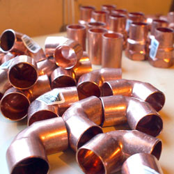 Copper Nickel 45 Degree Elbow
