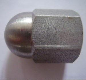 Super Duplex 2507 Steel Dome Nuts (Acorn)