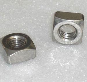 Super Duplex SS 2507 Square Nuts