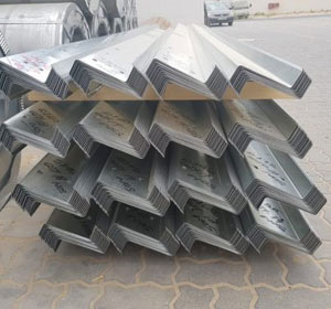 Super Duplex Steel 2507 Z Purlin