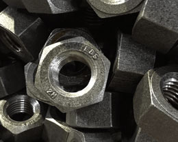 Super Duplex 2507 Steel Heavy Hex Nuts