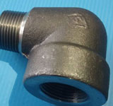 ASTM A276 Stainless Steel Forged Street Elbow