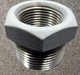 Austenitic Stainless Steel Forged Screwed Bushing