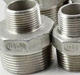 Martensitic Stainless Steel Forged Hex Nipple