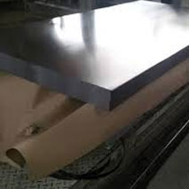 Hot Rolled Of Stainless Steel Plate (Grade: Astm 316l) (Size(Mm): 9.53x2842x6100)