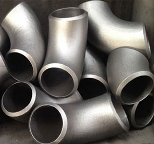 Austenitic and Ferritic Stainless Steel Long Radius Elbow