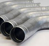 SAE 316L Stainless Steel Pipe Bend