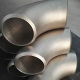 SCH40 SCH80 Long Radius 90 Degree Stainless Steel Elbow