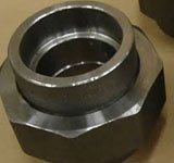 Super Ferritic Stainless Steel Socket Weld Union