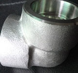 Martensitic Stainless Steel Socket Weld 5D Elbow
