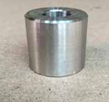 Chromium Nickel Stainless Steel Socket Weld Half Coupling