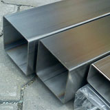 ss 316 square stainless welded steel pipe