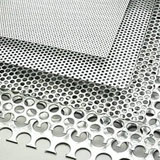 Stainless Steel 309 Perforated Plate