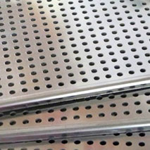 Stainless Steel 316L Perforated Sheet