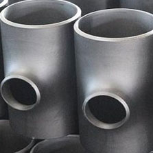 Stainless Steel Pipe Fittings-astm A 403 Gr. 347h Reducing Tee, 2 X 2 X 1/2 Nb Sch 40