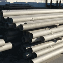 Stainless Steel Seamless Pipes Astm A312 Grade Tp316 Size (141.3mm Od X 3.4mm Thk X 5.2-5.8m Length)