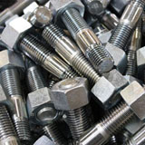 Stainless Steel Heavy Hex bolts ASTM A193 B8