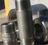 3/4 x 1-1/2 in. MNPT Schedule 40 304L Stainless Steel Weld Threaded Both End Nipple