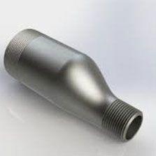 Stainless steel Fittings -SWAGE NIPPLE ECCENTRIC BW/PE 3in x 1.1/2in 80S-- A 182F347 ANSI B 36.10--MSS-SP-95