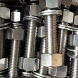 Standard ASTM A193 B8 2h stud bolts and nuts