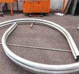 SUS 904L Stainless Steel Pipe Bend