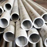 Welded seamless stainless steel pipe tube